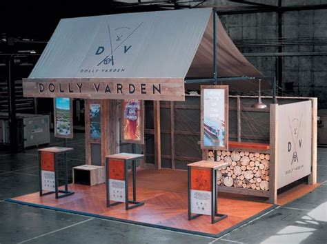 booth design materials bait and pitch recycled materials the o jays and natural