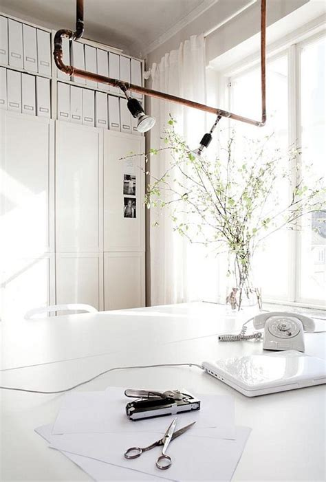 industrial style exposed track lighting find out how you the nudist home 3 ways of exposing true architectural beauty