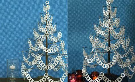 cadenas de muñecos de papel todo con papel 193 rbol de navidad con cadenas de papel