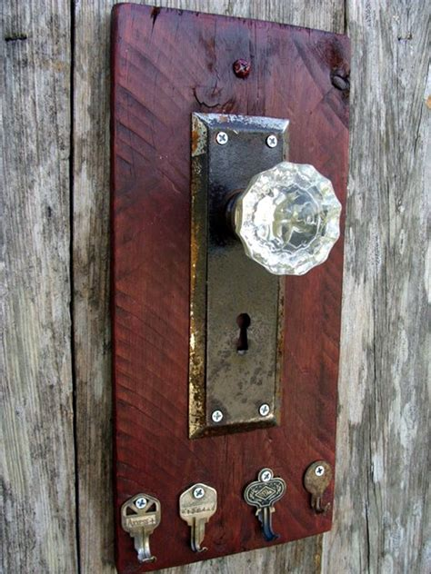 decorative indoor door knobs 45 cool diy door knobs and handles ideas