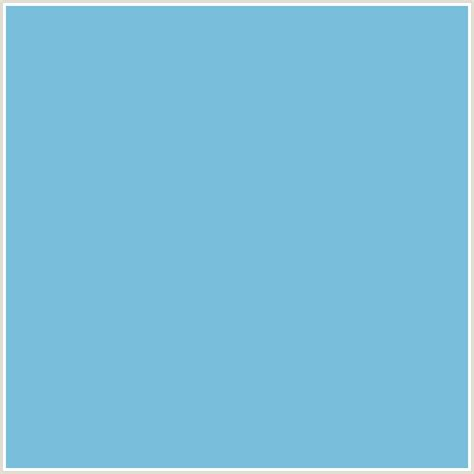 Light Blue Hex Code by 79bedb Hex Color Rgb 121 190 219 Light Blue Viking