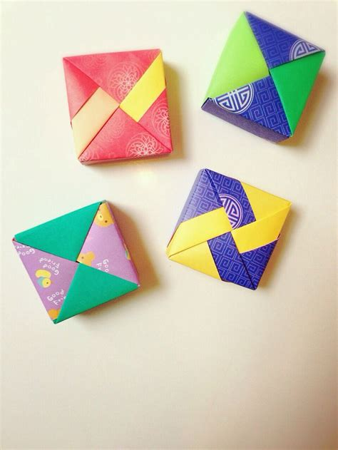 Modular Box Origami - 17 best images about on student loans