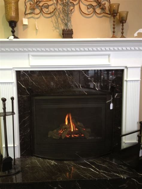 Kjb Fireplace by Gas Direct Vent Fireplace Traditional Living Room
