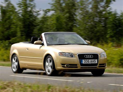 2005 Audi A4 Cabriolet by Audi A4 Cabriolet Specs Photos 2005 2006 2007 2008