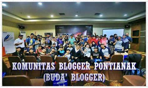 blogger pontianak kopdar blogger pontianak zero to hero di aula telkom