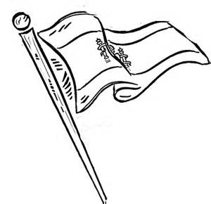 flag of spain coloring page supercoloring com