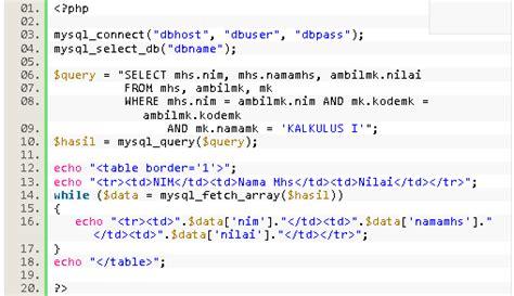 query membuat tabel sql cara membuat query sql untuk relasi tabel