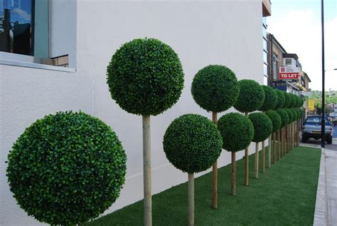 artificial plants in a garden landscape designs for your