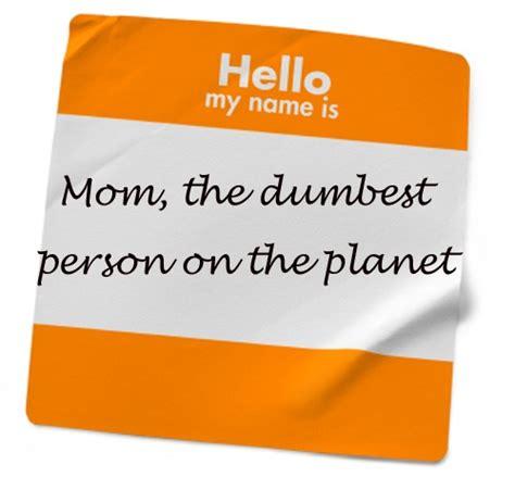 tischgröße 6 personen the dumbest person on the planet parents