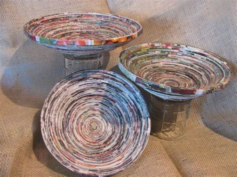 Paper Bowl Crafts - 17 best images about three d projects on