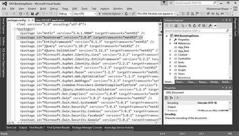 bootstrap tutorial asp net mvc asp net mvc bootstrap
