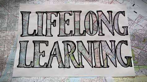 Lifelong Learning In Later lifelong learning