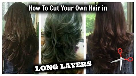 how to cut high layers haircut how to cut layered hairstyles at home simple craft ideas