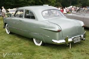 1950 Ford Custom Picture Of 1950 Ford Custom Deluxe 2d Sedan