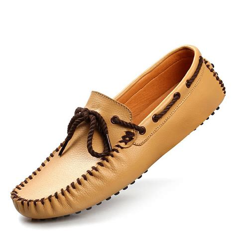 new style flat shoes new style genuine leather shoes fashion moccasins