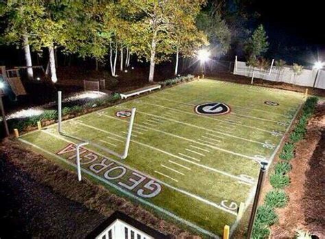 soccer backyard o lucky football field in the backyard home ideas