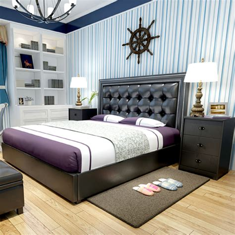 bedroom mattress modern design soft bed bedroom furniture bed bedside
