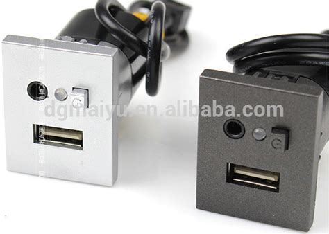 Install A Usb Port In Your Car by Car Dash Mount Installation Usb Aux Accessory Extension
