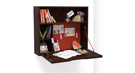 wall mounted folding study table study table options and decorating ideas