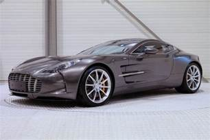 Aston Martin One 77 For Sale Used Aston Martin One 77 For Sale At 2 1 Million In