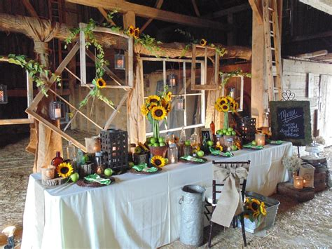 Handmade Decorations For Bedrooms - 40 diy barn wedding ideas for a country flavored celebration