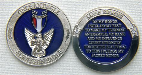 eagle scout challenge eagle scout coin