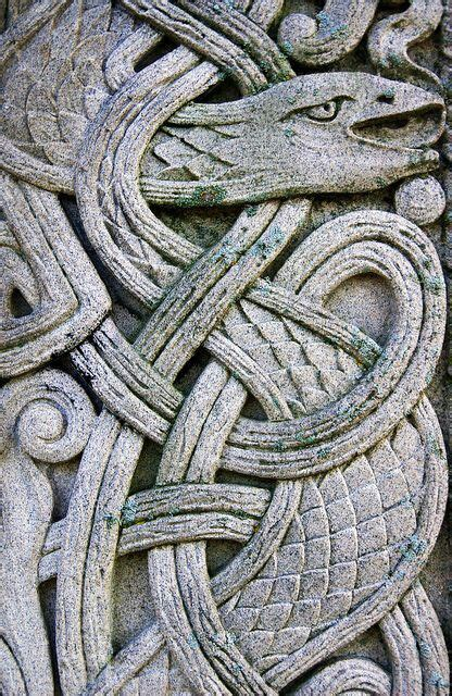 feuerstellen schleswig holstein viking carving кельтик celtic