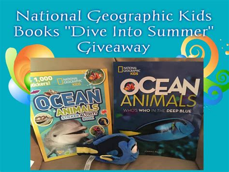 national geographic kids readers 1426318022 maria s space national geographic kids books quot dive into summer quot giveaway