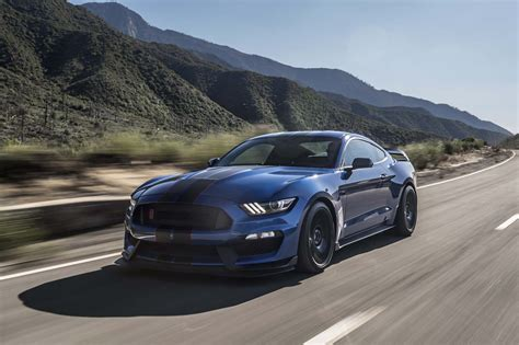 ford mustang shelby gt  ready  swallow rivals motor trend canada