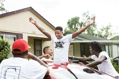 meet nba youngboy baton rouges rawest  rapper  fader