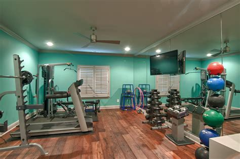 how to work out in your bedroom hannah custom homes hendersonville tn mud room laundry workout rooms and more