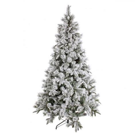 arbol navidad nevado pusteria h150cm 422 ramas momentos