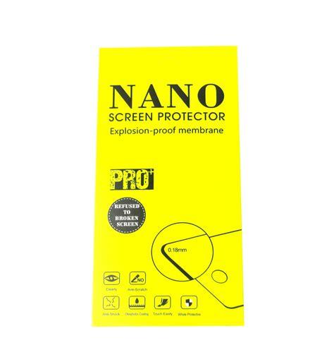 Tempered Glass Sony Xperia Z1 C6906 Screen Protector Guardantigores nano screen protector for sony xperia z1 c6903