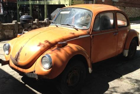 volkswagen beetle for sale kansas city 1973 vw beetle w sunroof for sale in kansas city