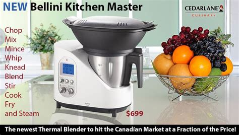 Bellini Intelli Kitchen Master How Much Pin By Cedarlane Culinary On Cedarlane Culinary