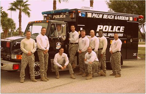 Palm Gardens Department by Palm Gardens Department Swat Team