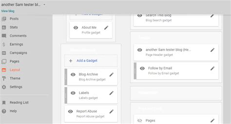 blog layout editor 10원 tips move blogger s quot subscribe quot widget to the sidebar