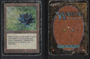 Lotus Cards Mtg 1 Black Lotus 92 93 94 Beta P9 Power9 Powernine Mtg