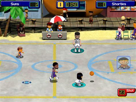 backyard basketball 2004 backyard basketball 2004 windows passing