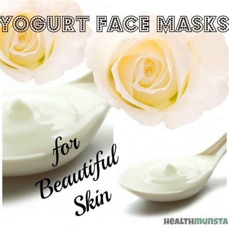 diy mask recipe diy yogurt mask recipes for beautiful skin