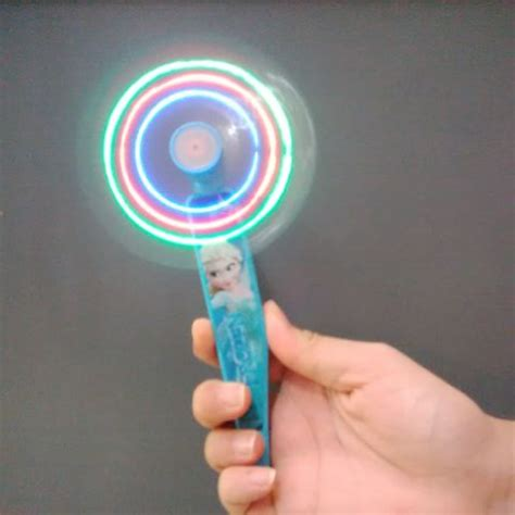 Kipas Mini Disney jual frozen 3 in 1 kipas angin mini fan portable genggam