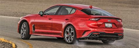 kia stinger gt engine specs  performance features