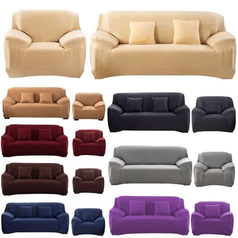Where To Get Sofa Covers by Stretch Sofa Cover Big Elasticity Cover