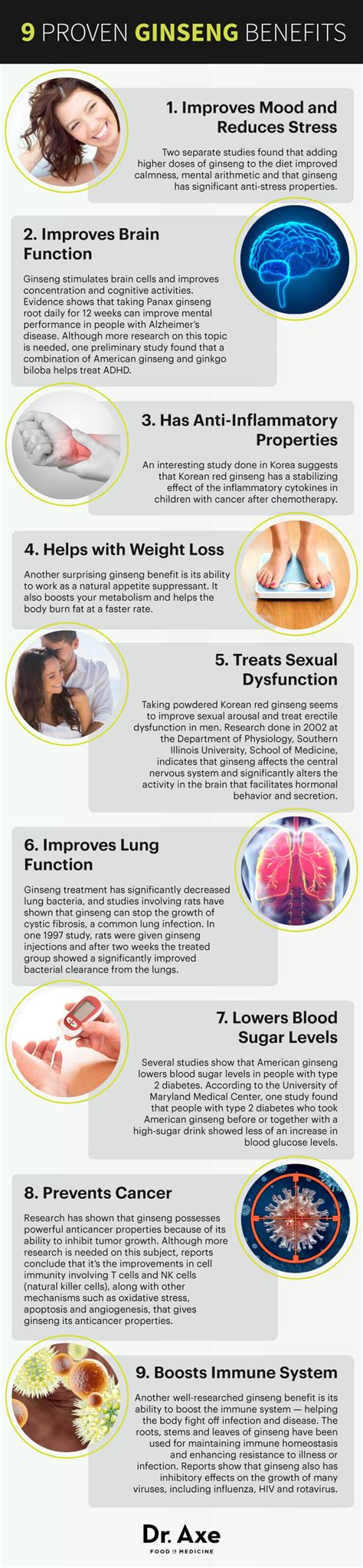 benefits of korean ginseng by dr si kwan ginseng benefits nutrition facts how to make ginseng