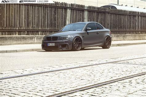 custom black bmw gray bmw 1m adv5 0 m v2 cs matte black wheels