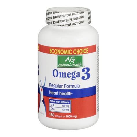 Omega 3 Omegacor Natures Health Omega 3 Epa Dha Tertinggi 1 buy adrien gagnon health omega 3 softgels in canada free shipping healthsnap ca
