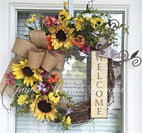 Welcome Wreaths Front Door Best 25 Welcome Wreath Ideas On Front Door Wreaths Front Door Decor And Boxwood Wreath