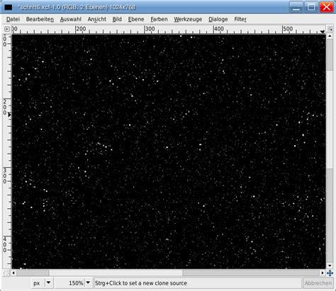 tutorial video gimp 2 8 create a cool starfield tutorials gimpusers com