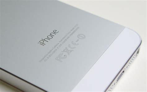 Iphone 5s Big Belakang apple iceni
