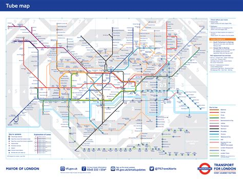 map of underground the s new 24h underground